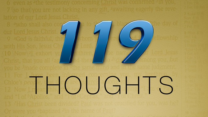119 Thoughts